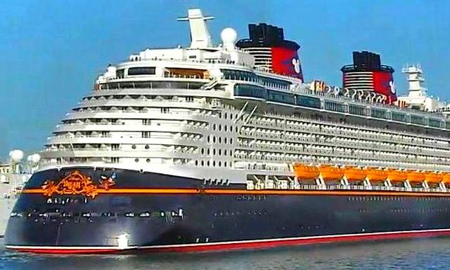 Disney Cruises Port